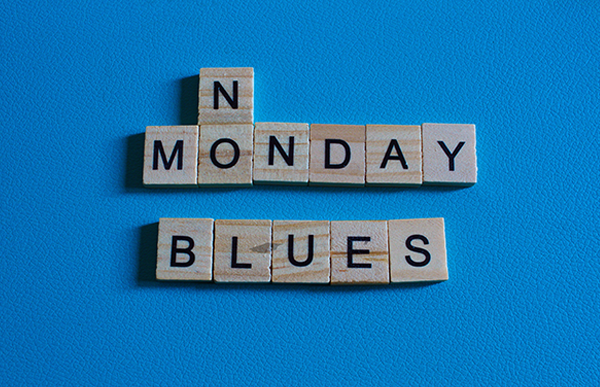 Five ways to beat the Monday morning blues