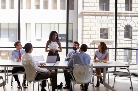 development and retention building effective team